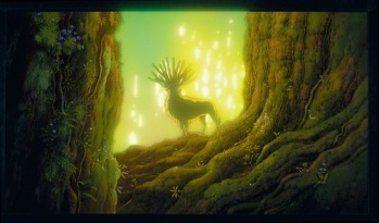 The Forest Spirit